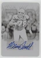 Prominent Scripts - Bruce Smith #/1