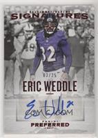 Preferred Signatures - Eric Weddle #/25