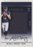 Rookie Silhouettes - Mitchell Trubisky #/99