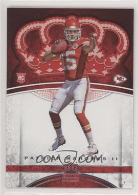 2017 Panini Preferred - Crown Royale #84 - Rookies - Patrick Mahomes II