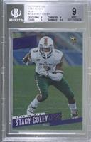 Rookies - Stacy Coley [BGS9MINT]
