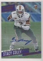 Stacy Coley #/10