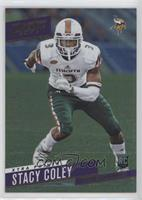 Rookies - Stacy Coley #/50