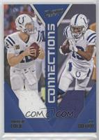 T.Y. Hilton, Andrew Luck