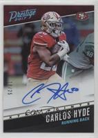 Carlos Hyde /25