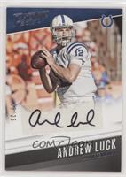 Andrew Luck #/25
