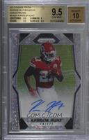 Kareem Hunt [BGS 9.5 GEM MINT]