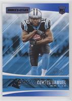 Rookies - Curtis Samuel #/25
