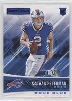 Rookies - Nathan Peterman /49