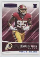 Rookies - Jonathan Allen #/49