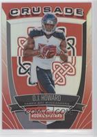O.J. Howard #/99