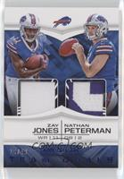 Nathan Peterman, Zay Jones /49