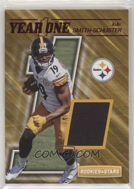 2017 Panini Rookies & Stars - Year One #26 - JuJu Smith-Schuster