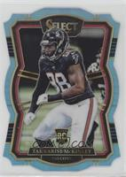 Premier Level Die-Cut - Takkarist McKinley #/99