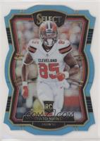 Premier Level Die-Cut - David Njoku #/99