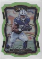 Premier Level Die-Cut - Ezekiel Elliott #/49