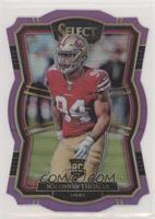 Premier Level Die-Cut - Solomon Thomas #/75