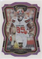 Premier Level Die-Cut - David Njoku #/75