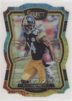 Premier Level Die-Cut - Antonio Brown #/25