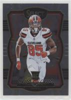 Premier Level - David Njoku (Uncorrected Error: Prizm on Back)