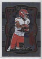 Premier Level - Kareem Hunt (Uncorrected Error: Prizm on Back)