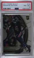Concourse - Deshaun Watson (Uncorrected Error: Prizm on Back) [PSA 8 …