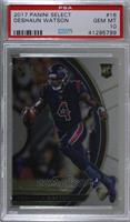 Concourse - Deshaun Watson (Uncorrected Error: Prizm on Back) [PSA 10 …