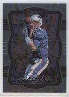 Premier Level - Tom Brady (Uncorrected Error: Prizm on Back)