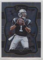 Premier Level - Cam Newton (Uncorrected Error: Prizm on Back)