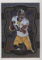 Premier Level - James Conner (Uncorrected Error: Prizm on Back)