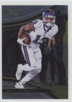 Field Level - Odell Beckham Jr. (Uncorrected Error: Prizm on Back)