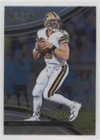 Field Level - Drew Brees (Uncorrected Error: Prizm on Back)