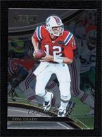 Field Level - Tom Brady (Uncorrected Error: Prizm on Back)