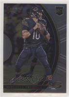 Concourse - Mitchell Trubisky (Uncorrected Error: Prizm on Back)