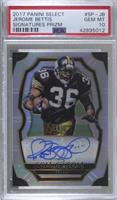 Jerome Bettis /15 [PSA 10 GEM MT]