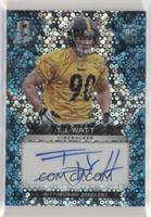 Rookie Autographs - T.J. Watt /75