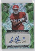 Rookie Autographs - Jehu Chesson #/50
