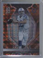 Andrew Luck (White Jersey) #/5
