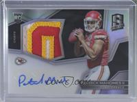 Rookie Patch Autographs - Patrick Mahomes II #/99
