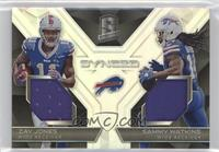 Sammy Watkins, Zay Jones /199