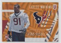 Rookies - Carlos Watkins /99