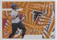 Rookies - Duke Riley #/99