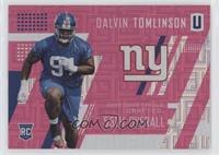 Rookies - Dalvin Tomlinson #/299