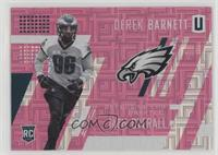 Rookies - Derek Barnett /299