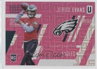 Rookies - Jerod Evans /299