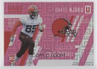 Rookies - David Njoku #/299
