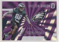 Rookies - Shelton Gibson [EXtoNM] #/149