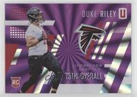 Rookies - Duke Riley #/149