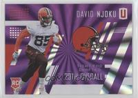 Rookies - David Njoku #/149