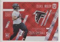 Rookies - Duke Riley #/25
